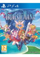 Trials of Mana... on PS4