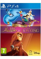 Disney Classic Games: Aladdin and The Lion King... on PS4