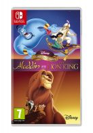Disney Classic Games: Aladdin and The Lion King... on Nintendo Switch