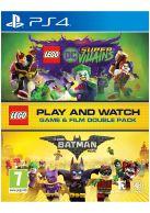 LEGO DC Super villains Double Pack... on PS4