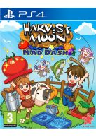 Harvest Moon Mad Dash... on PS4