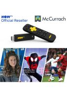 McCurrach NOW TV Stick with 1 Month Entertainment Pass, 1 Mo... on NOW TV