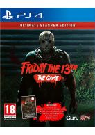 Friday the 13th Game Ultimate Slasher Edition... on PS4