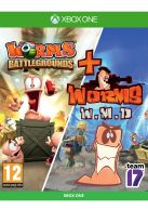 Worms Battleground and Worms W.M.D Two Game Pack... on Xbox One