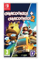 Overcooked 1 and Overcooked 2... on Nintendo Switch