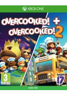 Overcooked 1 and Overcooked 2... on Xbox One