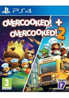 Overcooked 1 and Overcooked 2... on PS4