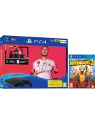 PS4 500GB BLACK FIFA 20 Bundle and Borderlands 3... on PS4