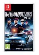 Street Outlaws: The List... on Nintendo Switch