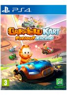 Garfield Kart Furious Racing... on PS4