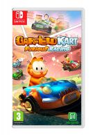 Garfield Kart Furious Racing... on Nintendo Switch