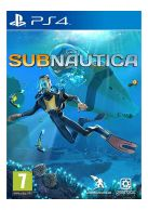 Subnautica... on PS4