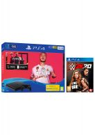 PS4 500GB FIFA 20 Bundle Inc WWE 2K20... on PS4