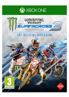 Monster Energy Supercross - The Videogame 3 + Pre-Order Bonu... on Xbox One
