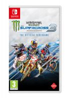 Monster Energy Supercross - The Official Videogame 3... on Nintendo Switch