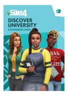 The Sims 4 Discover University... on PC