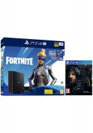 PS4 PRO Fortnite Neo Versa Bundle + Death Stranding Game... on PS4