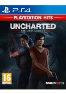 Uncharted The Lost Legacy Playstation HITS... on PS4
