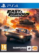 Fast & Furious: Crossroads... on PS4