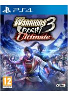 Warriors Orochi 3 Ultimate... on PS4