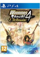 Warriors Orochi 4 Ultimate... on PS4