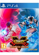 Street Fighter V Champion Edition... on PS4