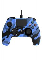 Mayhem MK1 PS4 Wired Controller - Blue Camo... on PS4