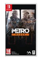 Metro Redux... on Nintendo Switch