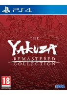 Yakuza Remastered Collection... on PS4