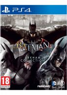 Batman Arkham Collection... on PS4