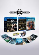 DC Franchise Pack (Injustice 2 Game and Justice League Blu R... on PS4