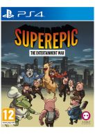 SuperEpic: The Entertainment War... on PS4