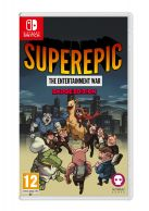 SuperEpic: The Entertainment War - Badge Collector's Edition... on Nintendo Switch