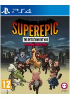 SuperEpic: The Entertainment War - Badge Collector's Edition... on PS4