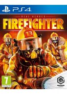 Real Heroes: Firefighter... on PS4