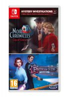 Mystery Investigations 1 Noir Chronicles:City of Crime + Pat... on Nintendo Switch