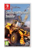 Construction Machines Simulator... on Nintendo Switch