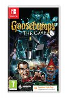 Goosebumps The Game (Code In A Box)... on Nintendo Switch