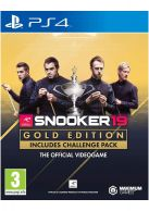 Snooker 19: Gold Edition... on PS4