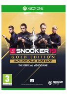 Snooker 19: Gold Edition... on Xbox One