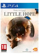 The Dark Pictures Anthology: Little Hope... on PS4