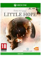 The Dark Pictures Anthology: Little Hope + Pre-Order Bonus... on Xbox One