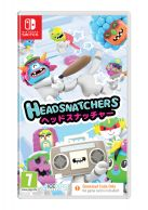 Headsnatchers... on Nintendo Switch