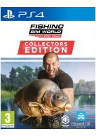 Fishing Sim World: Pro Tour Collector's Edition... on PS4