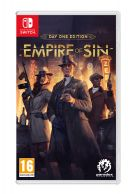 Empire of Sin... on Nintendo Switch