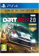 DiRT Rally 2.0: Game Of The Year Edition... on PS4
