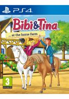 Bibi & Tina at the Horse Farm... on PS4