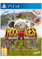 Rock of Ages 3: Make & Break... on PS4