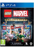 Lego Marvel Collection... on PS4