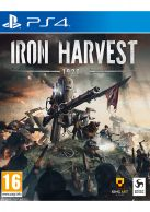 Iron Harvest... on PS4